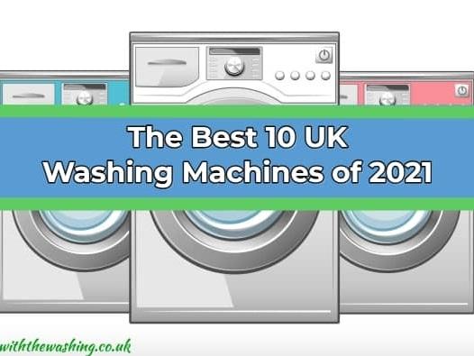 10 Best Washing Machines in the UK