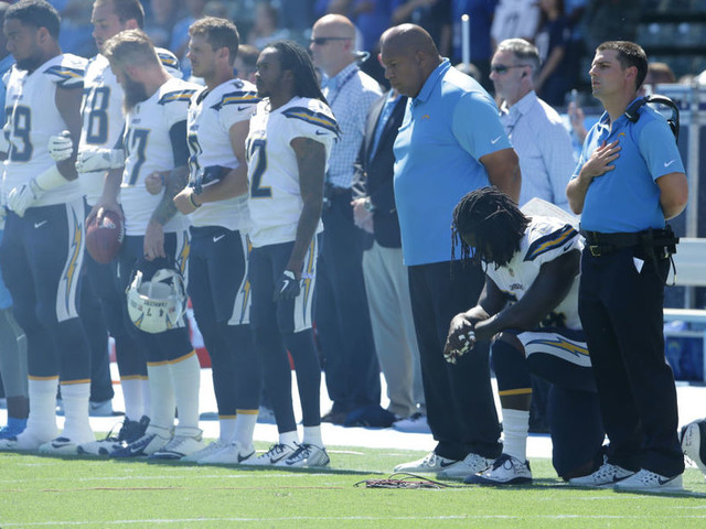 Critiques of NFL protests remind us of the past and show how far we have to go toward racial justice