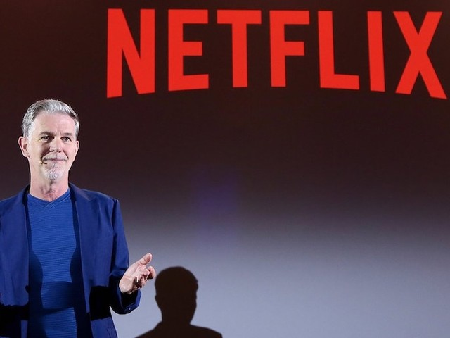 Netflix slides after an analyst says it could lose 4 million subscribers in 2020