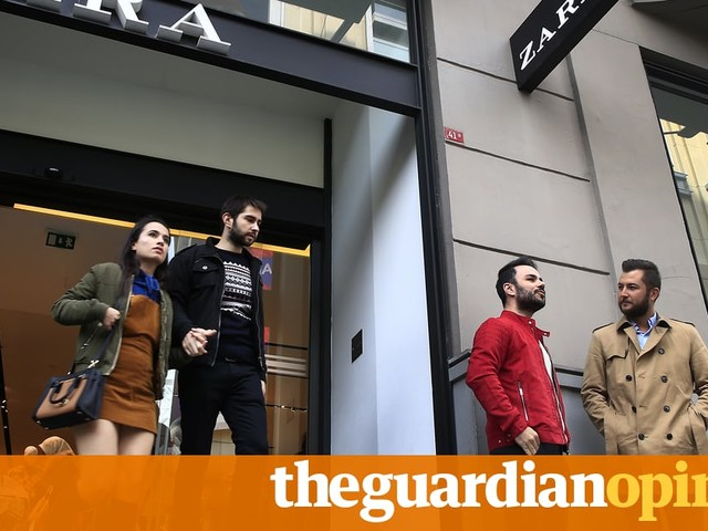 The Zara workers' protest shows why fast fashion should worry all of us | Daisy Buchanan