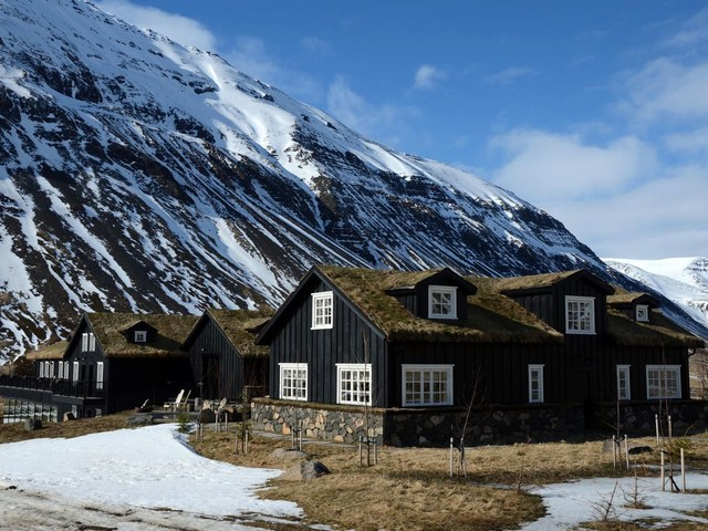 Iceland's remote Deplar Farm delights heli-skiers and adventurers
