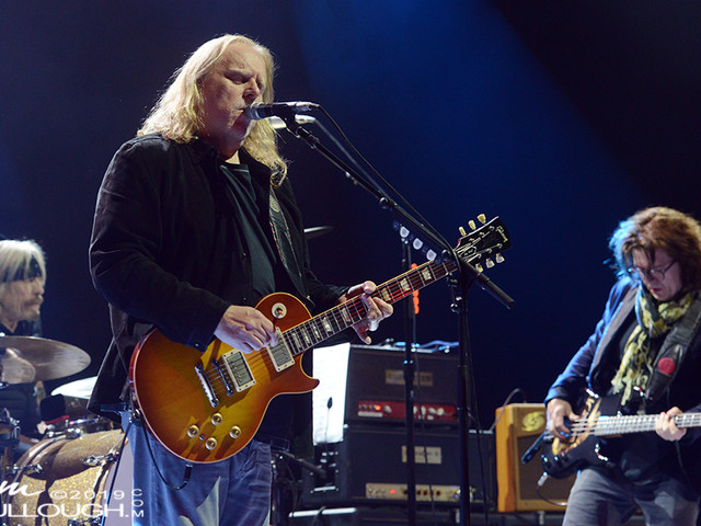 Gov't Mule Welcomes Jeff Young At Return To Mountain Jam