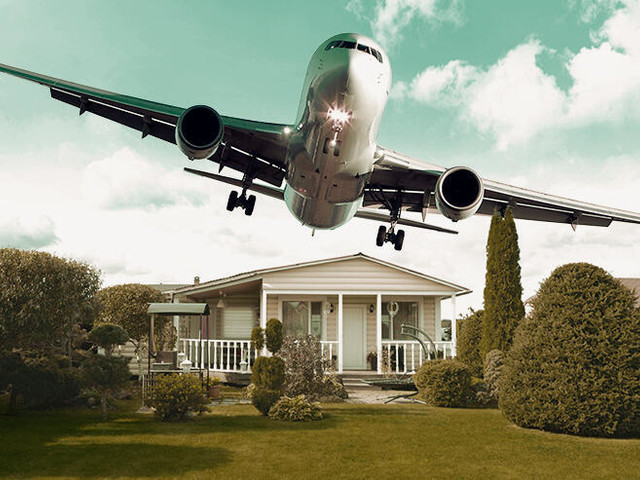 Silencing the skies: FAA paying LAX neighbors to soundproof homes