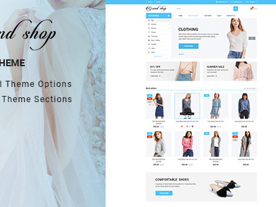 Grand shop - Fashion, Multipurpose Responsive Shopify Theme (Fashion)