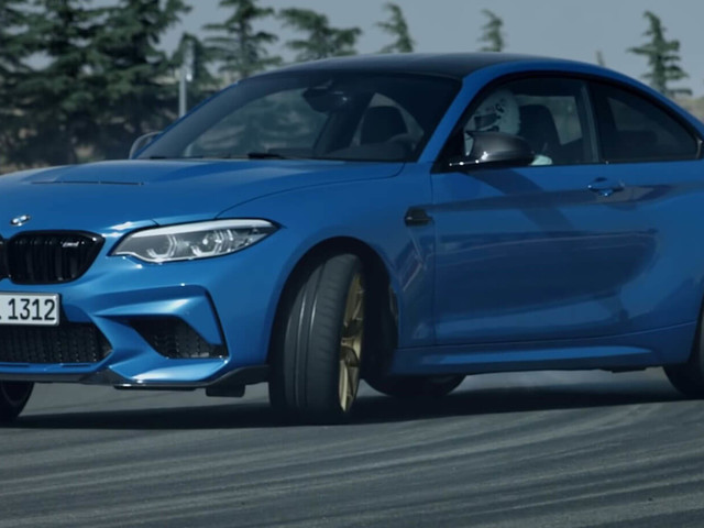 BMW M2 CS Is A 444 HP Tire-Shredding Machine, As You Can See In The Official Launch Film