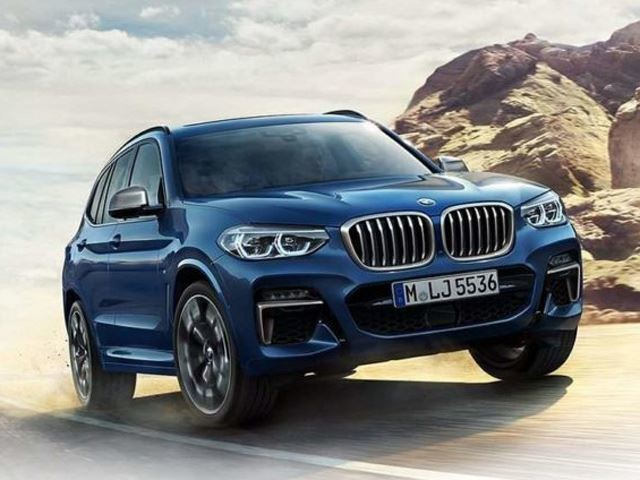 Here's The All-New 2018 BMW X3 One Day Before You're Supposed To See It