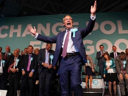 How Farage's Brexit Party Is Destroying The UK Political Establishment