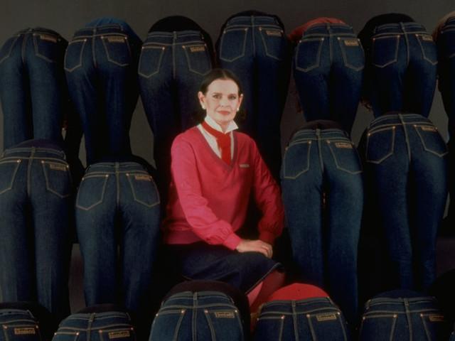 Gloria Vanderbilt, Jeans Queen