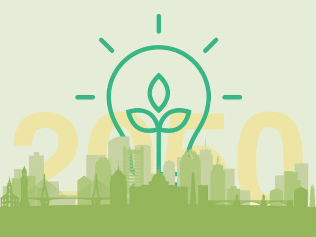 Boston to require large buildings to achieve carbon neutrality by 2050