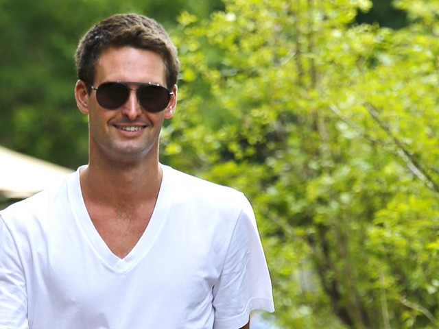 Snap CEO Evan Spiegel has sold Wall Street his rose colored glasses, but when the effect wears off it's going to hurt (SNAP)
