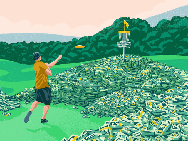 The Rise of the $10 Million Disc Golf Celebrity