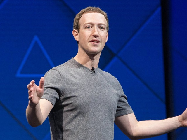 Facebook spent $23.4 million on personal security for Mark Zuckerberg last year