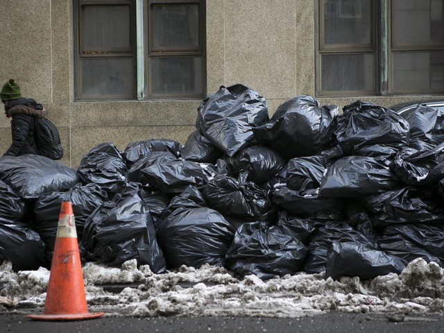 Massive Waste: New York City Fails to Get a Handle on Trash
