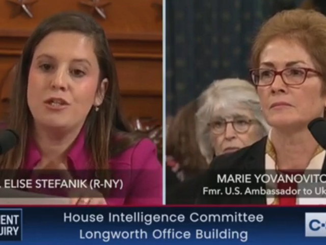 Ambassador Yovanovitch admits she was prepped on Hunter Biden and Burisma by the Obama administration