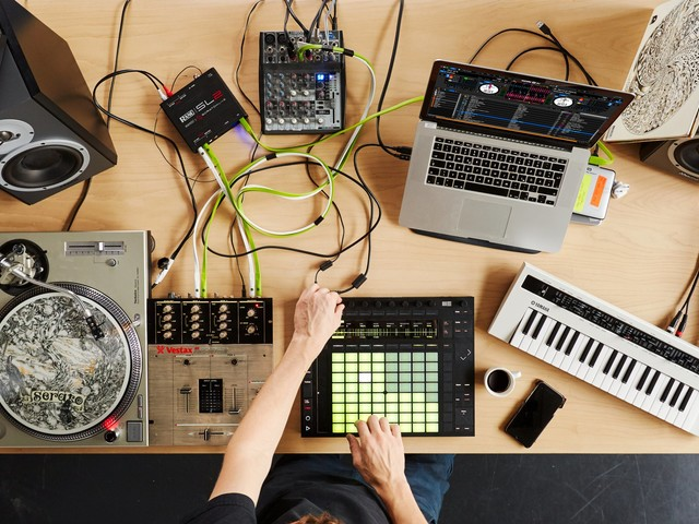 Ableton Link v3 brings Start/Stop Sync, and now it's in Audiobus too