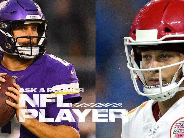 What if Kirk Cousins and Patrick Mahomes switched teams?
