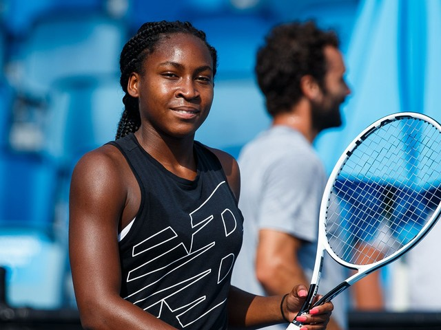 Coco Gauff Just Defeated Venus Williams In The Australian Open. Is Serena Next?