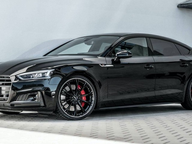 ABT Gives Europe's 2020 Audi S5 Sportback A Diesel Boost To 379 HP
