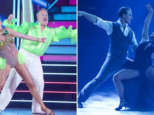 From Hannah Brown to Sean Spicer, Watch All the Performances From the DWTS Premiere