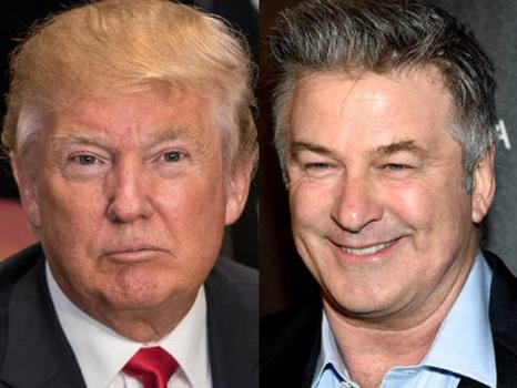 "Alec Baldwin Calls Twitter Feud With Donald Trump ""Surreal"""