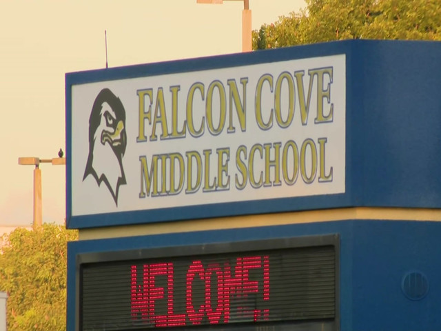 Twelve Year Old Girl Arrested For Threatening To Kill Students At Falcon Cove Middle In Weston