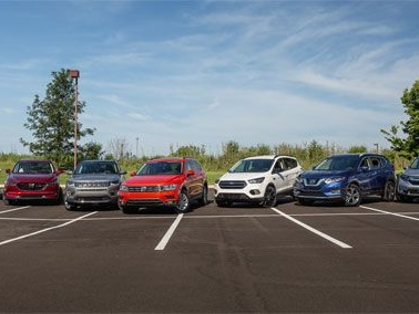Comparison Tests: Cars.com Compact SUV Challenge