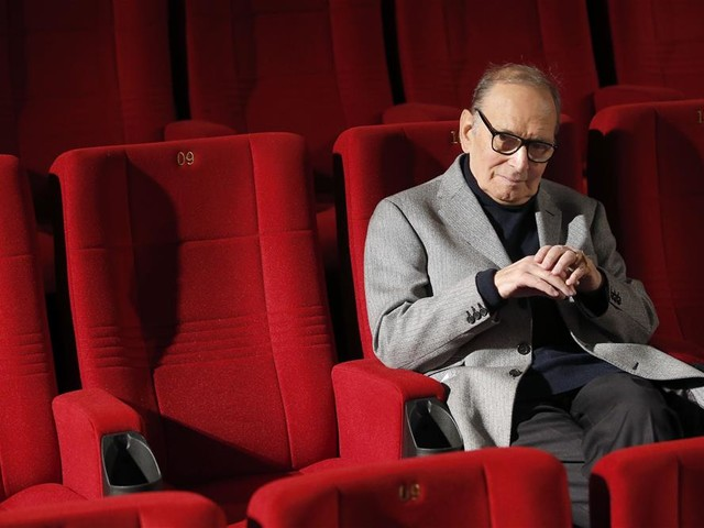 'Maestro' of the Movies Is Dead