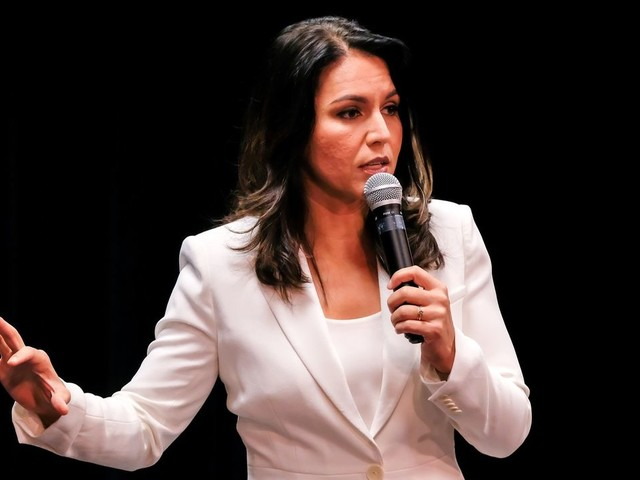 Tulsi Gabbard slams Speaker Pelosi over impeachment delay: 'You can't...make up the rules as you go along'
