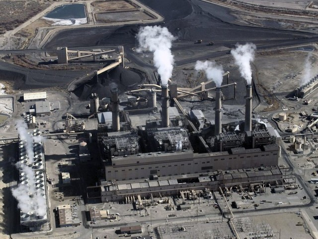 Coal industry on Navajo Nation could end with plant closure