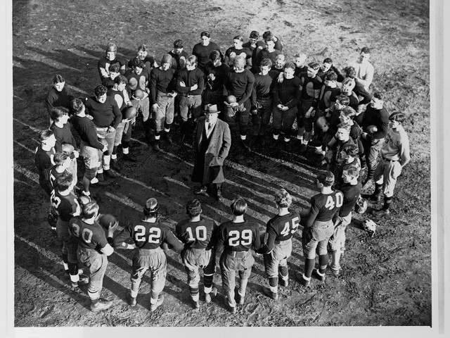 In 1939, the University of Chicago made one of college football's boldest plays: It quit.