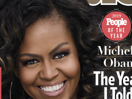 Michelle Obama On The One New Years Resolution She Has Been Able To Keep & Her Favorite Things Of 2019