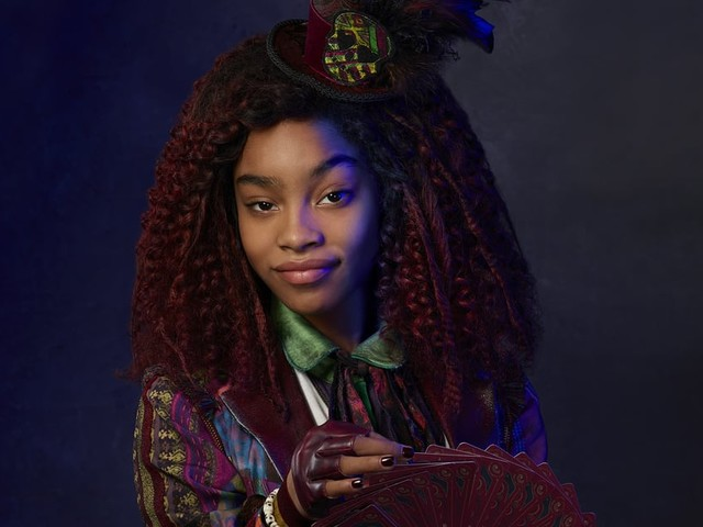 """Jadah Marie on Going From a Descendants Fan to One of Its Stars: """"It's a Dream Come True"""""""