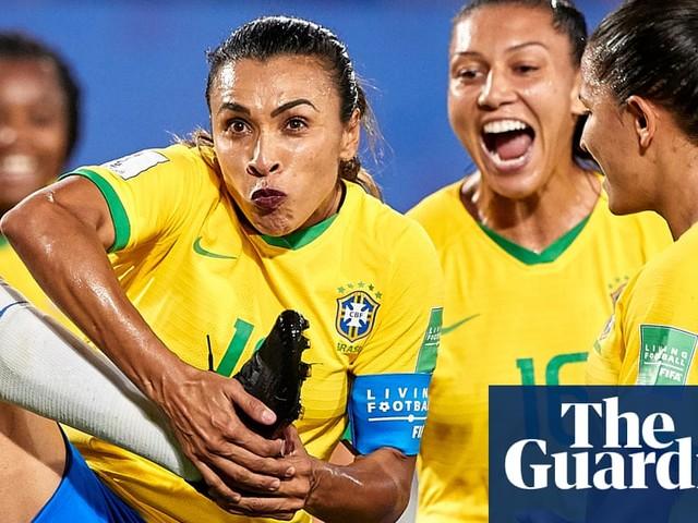 Sports quiz of the week: Marta, Murray, Morgan and McLean