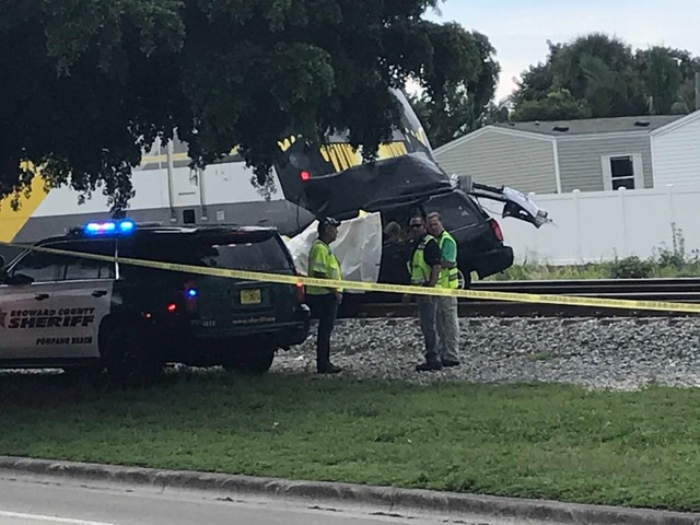 Florida To Announce New Rail Safety Initiative After A Number Of Train Deaths
