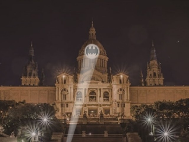 DC SHINES THE BAT-SIGNAL ACROSS THE WORLD IN HONOR OF BATMAN DAY