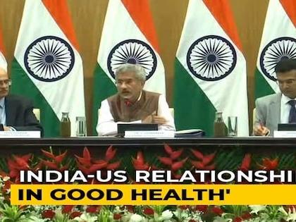 """Consider India-US Ties As Glass """"90 Per Cent Full, Not..."""": S Jaishankar"""