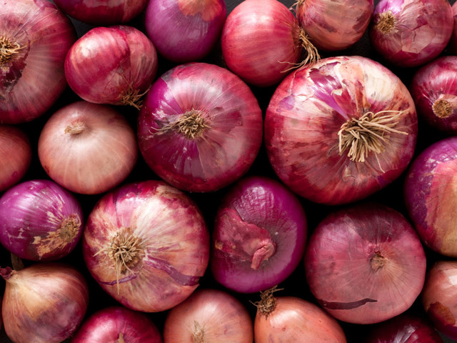 Onions in All 50 States Linked to Huge Salmonella Outbreak