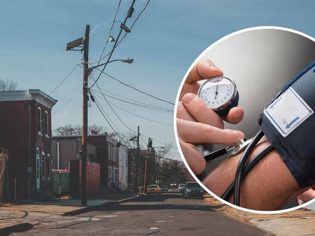 Can Your Neighborhood Affect Your Blood Pressure?