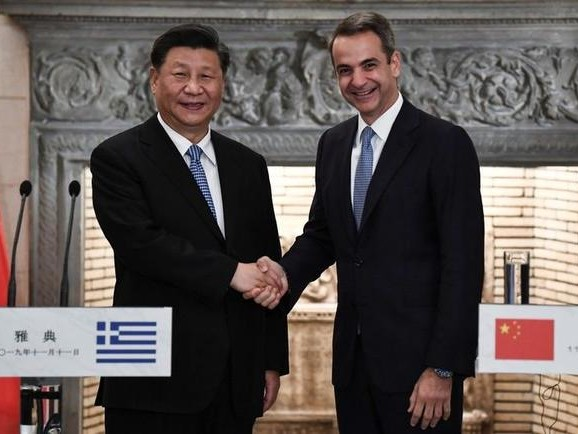 Greece, China Sign 16 Belt And Road Deals To Open New Superhighway