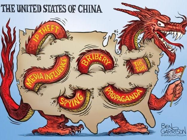 Xi Takes Up Trump's Challenge