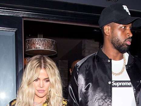 Khloe Kardashian Says 'Goodbye' To Tristan Thompson's Cleveland Home As She Packs Up