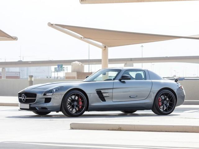 2014 Mercedes-Benz SLS--AMG