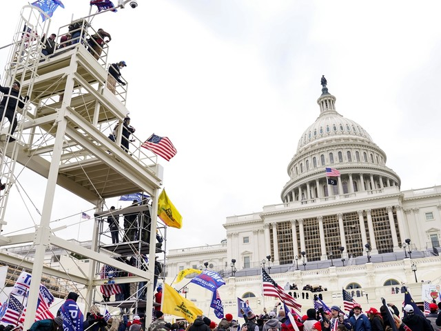 Official: No 'direct evidence' of plot to kill at Capitol during siege