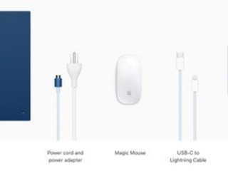 Apple's Bright New iMacs Come With Color-Matched Magic Keyboard, Magic Mouse, Power Cord and USB-C Cable