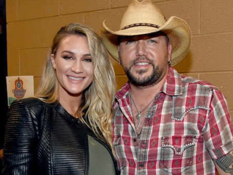 Jason Aldean and Brittany Kerr Welcome First Child Together