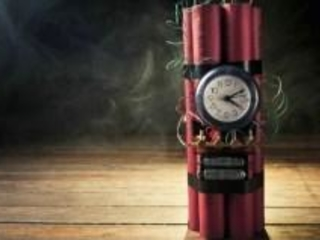 """Ticking Time Bomb: Is This Powell's """"Subprime Is Contained"""" Moment?"""