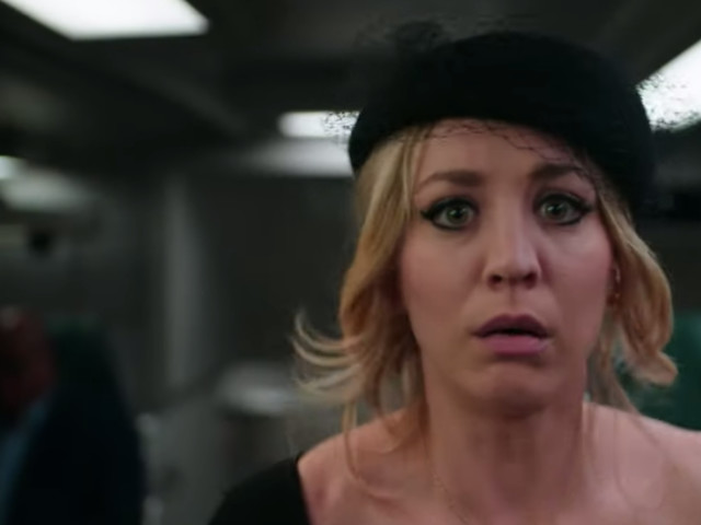 Kaley Cuoco wakes up next to a corpse in HBO Max's The Flight Attendant trailer
