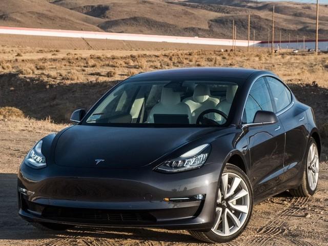 Tesla's Model 3 was the best-selling EV in the world last year