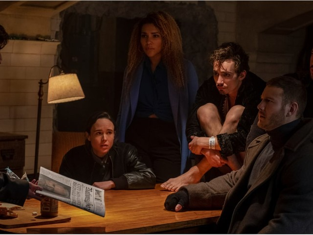 The Umbrella Academy: Watch the Wickedly Fun Trailer For Netflix's New Superhero Series