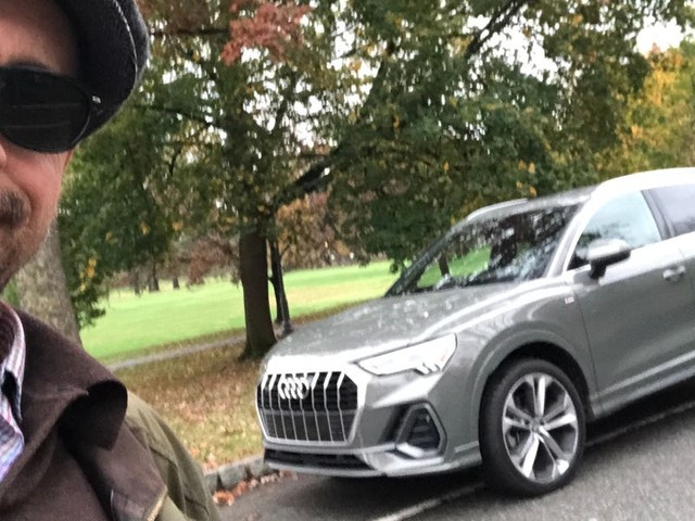 I drove a $45,000 Audi Q3 to see if this small SUV is entry-level luxury — here's the verdict